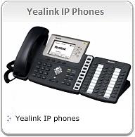 Yealink IPPhones